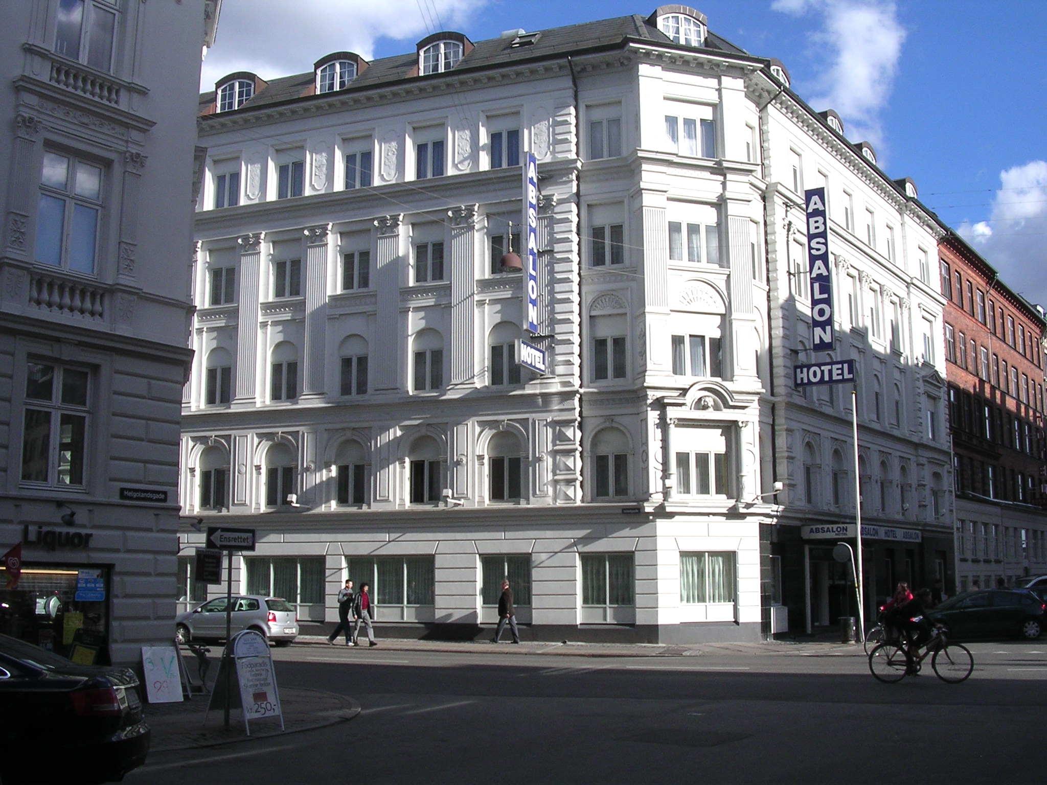 Bandholm hvem hotel ejer Bandholm Badehotel