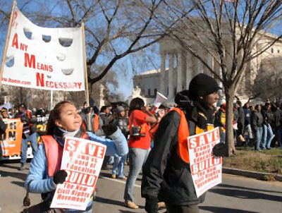 Affirmative Action March in Washington.jpg