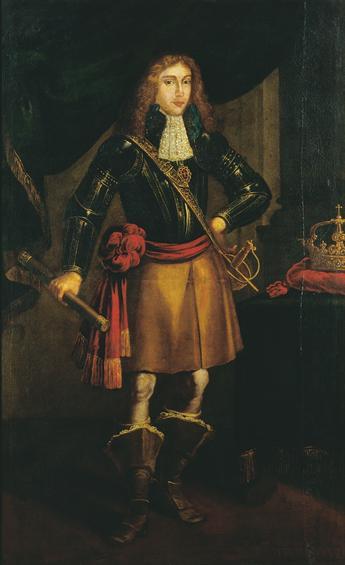Galerie des souverains eslagnols Afonsoviportugal