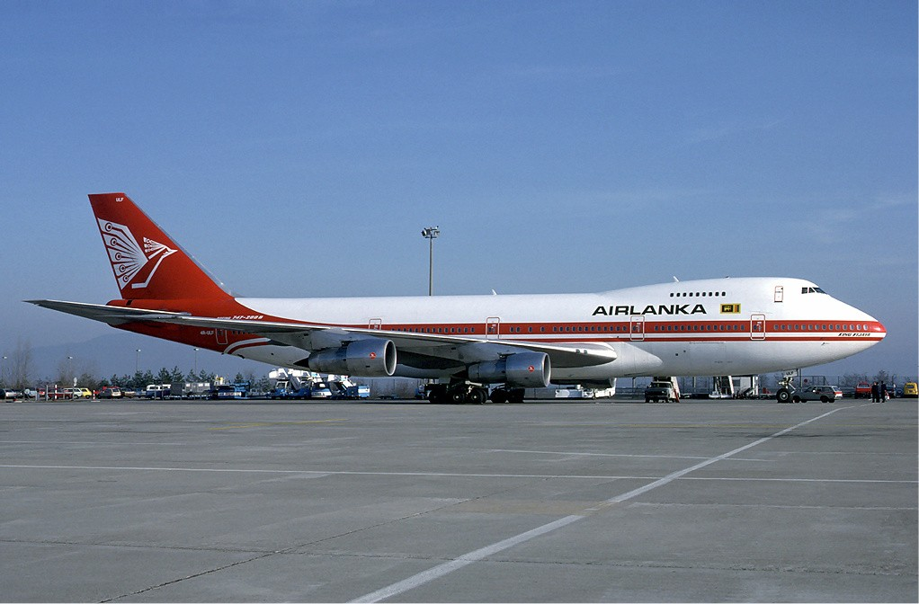 srilankan airlines   wikipedia