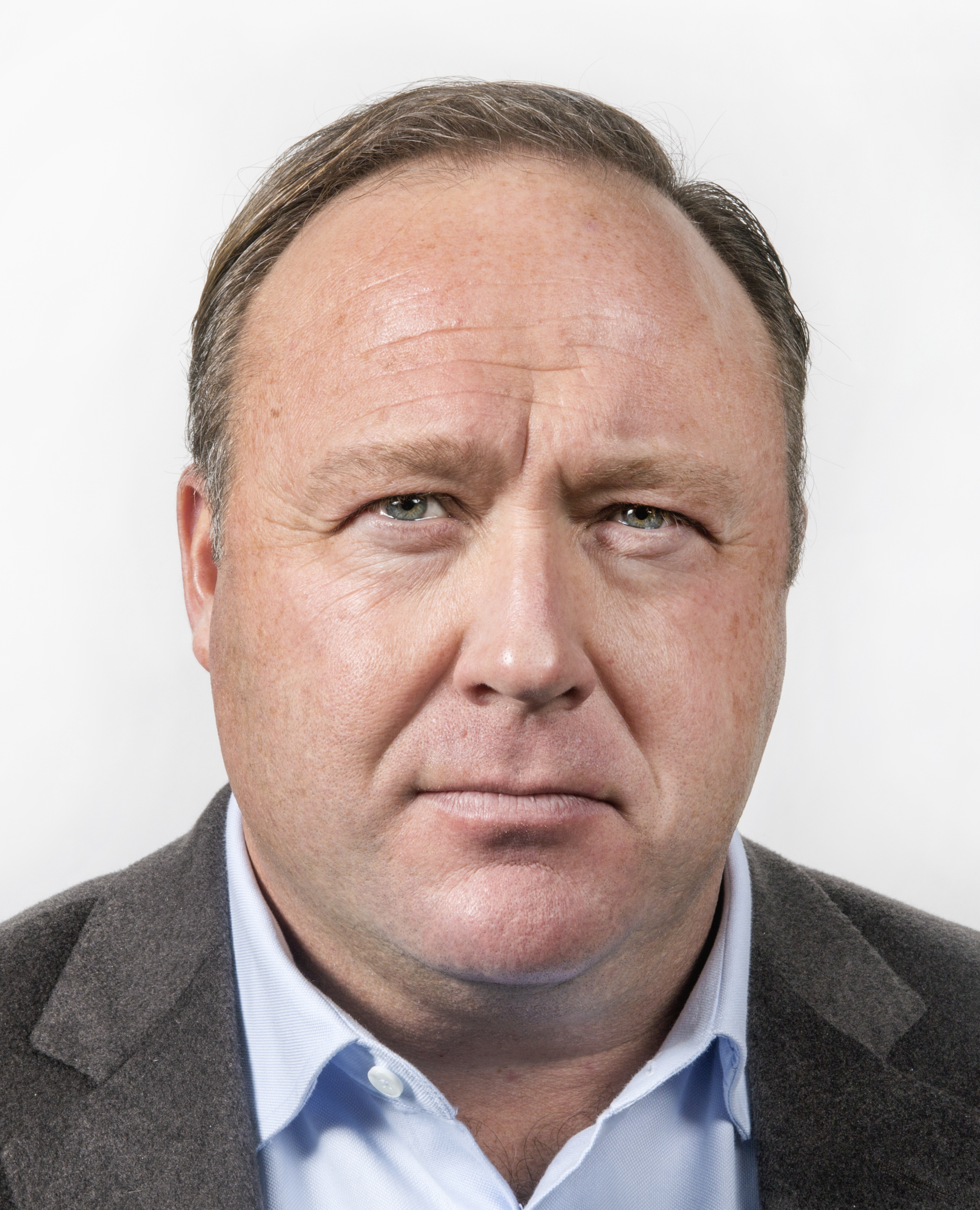Picture of an author: Alex Jones