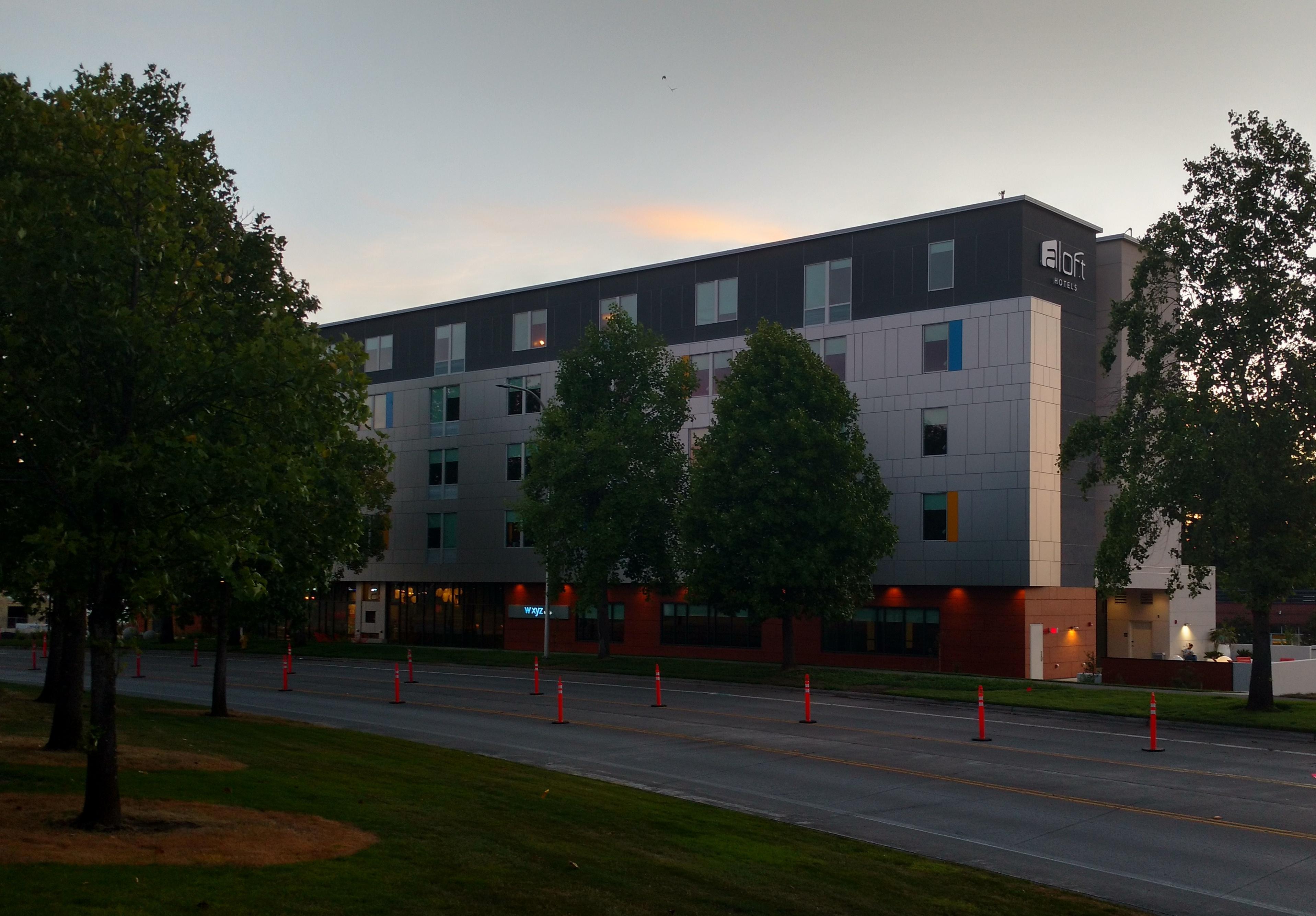 File Aloft Hotel North End Hillsboro Oregon Jpg
