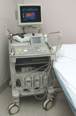 Medical Ultrasound Scanner By Daniel W. Rickey...