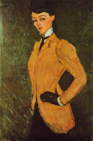 File:Amedeo Modigliani - The Amazon.jpg