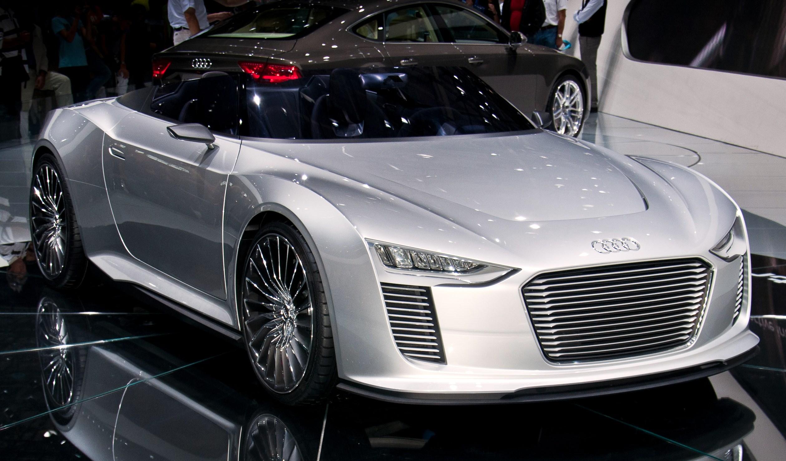 Audi concept car wiki 3