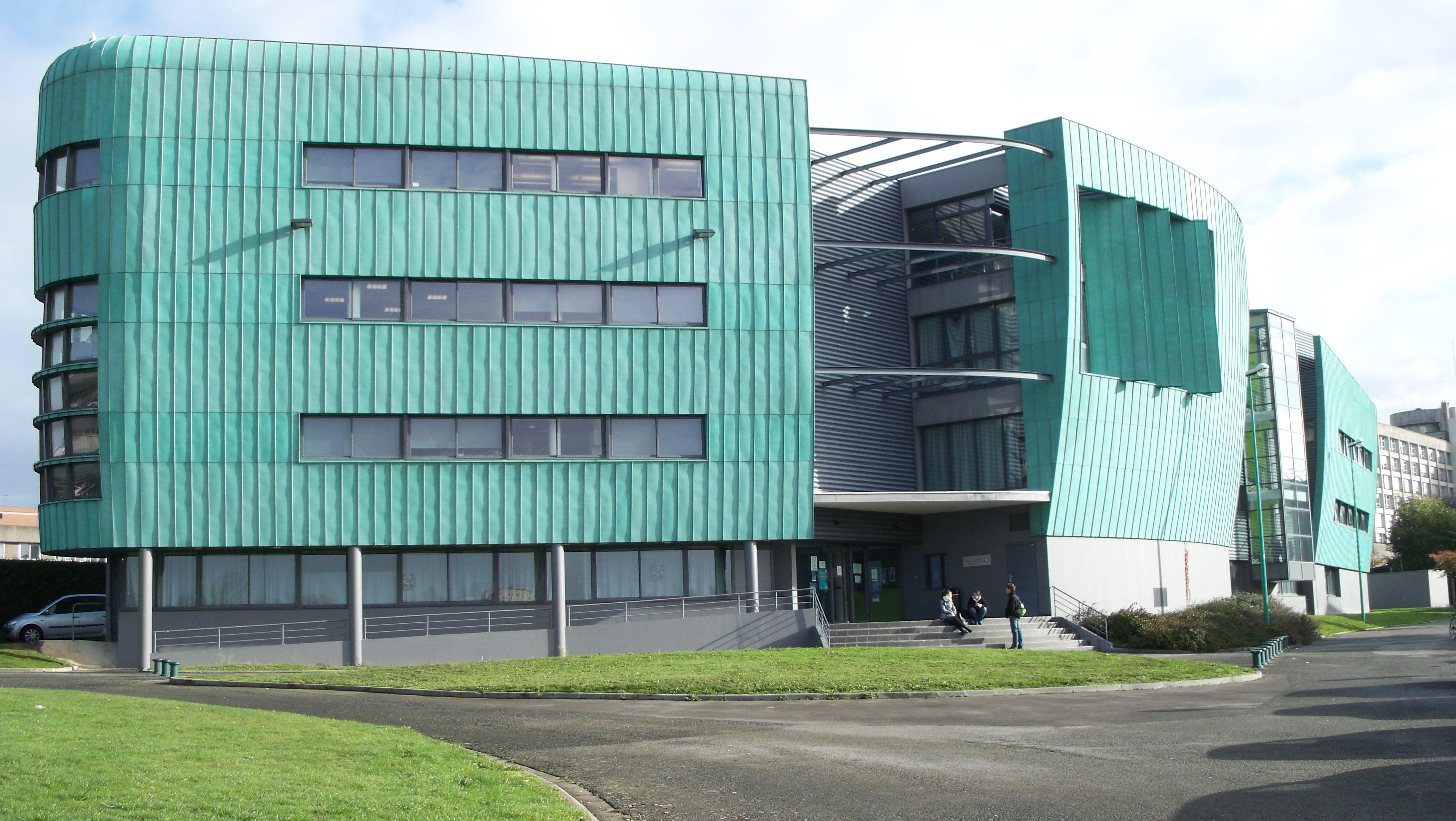 File b timent 15 campus de villejean - Piscine villejean rennes ...