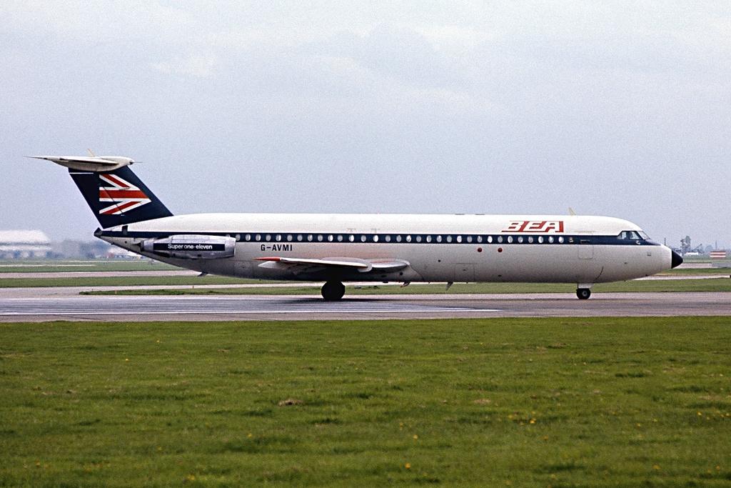 Resultado de imagen de British European Airways