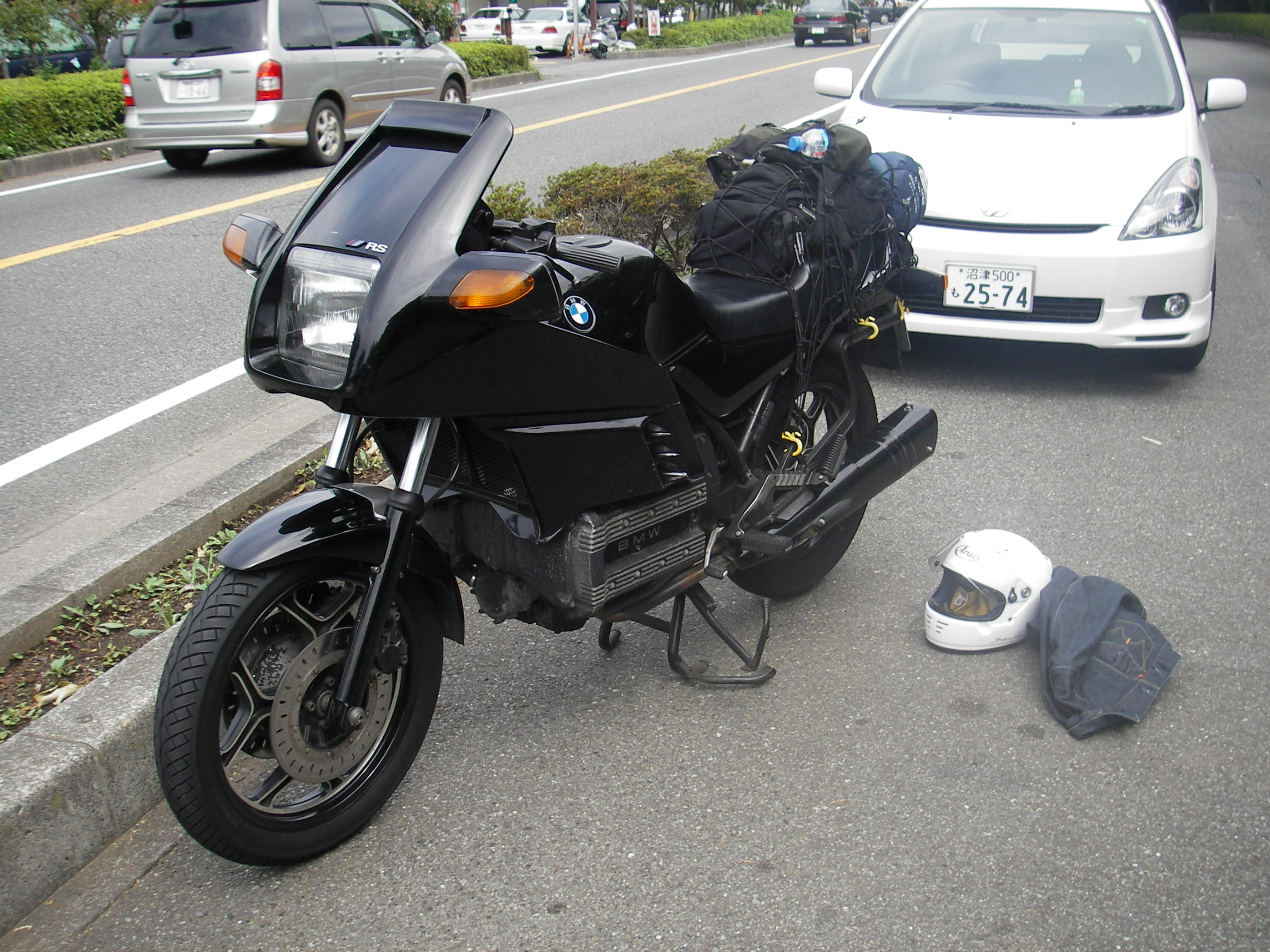 Bmw 2005 Black File:BMW K100RS black....