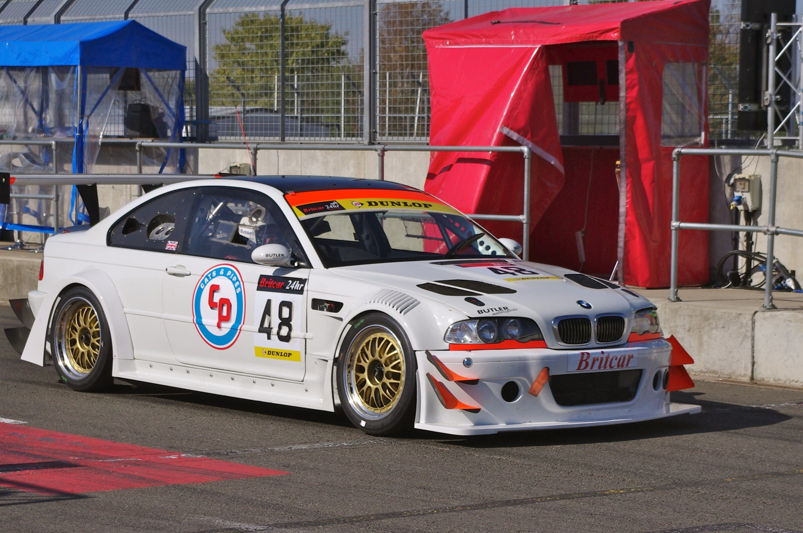 File Bmw M3 E46 Gtr Jpg Wikimedia Commons