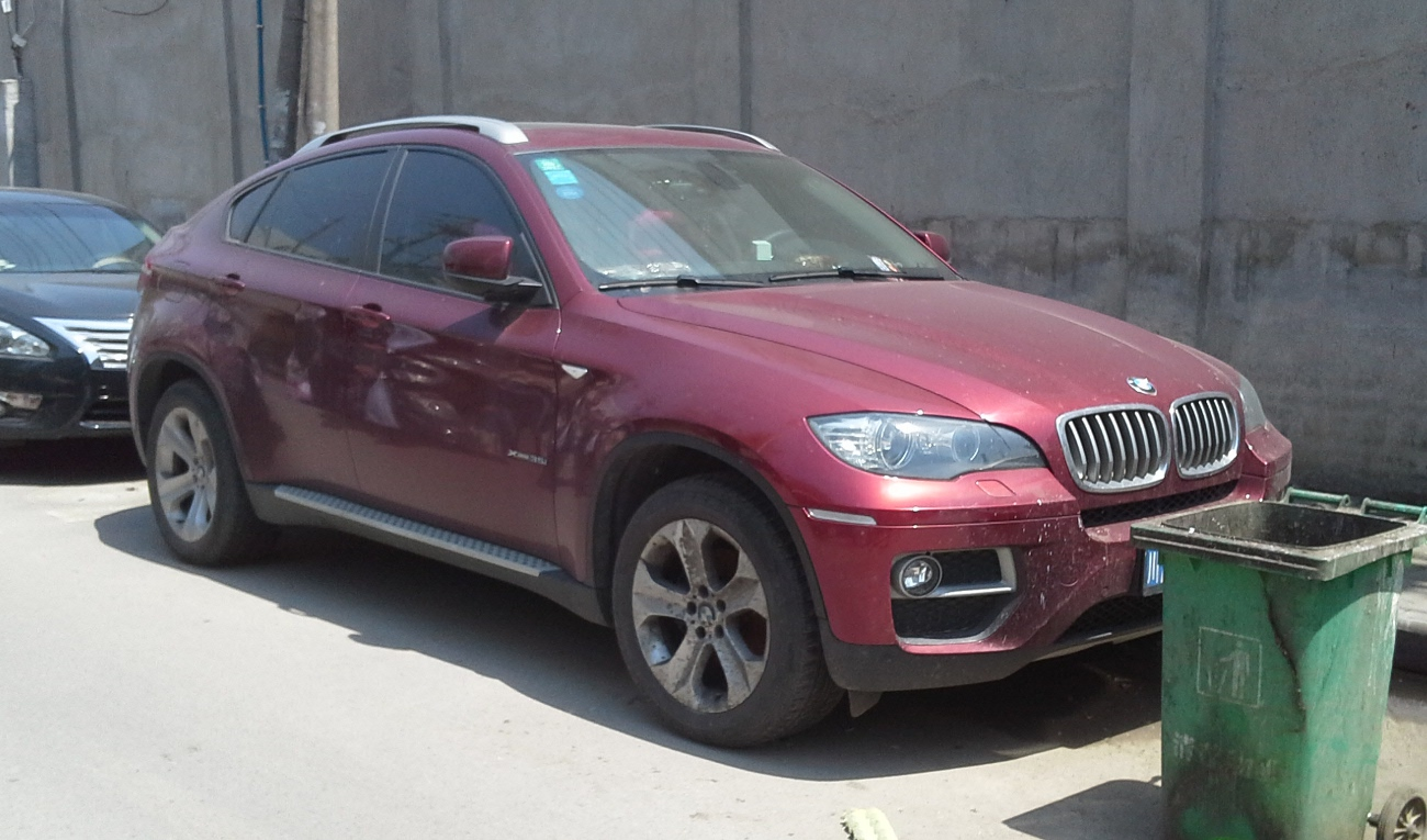 File Bmw X6 E71 Facelift China 2015 04 21 Jpg Wikimedia Commons