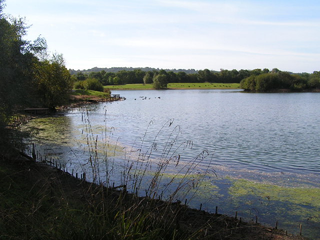 Barden Lake, Haysden Country Park - geograph.org.uk - 69547