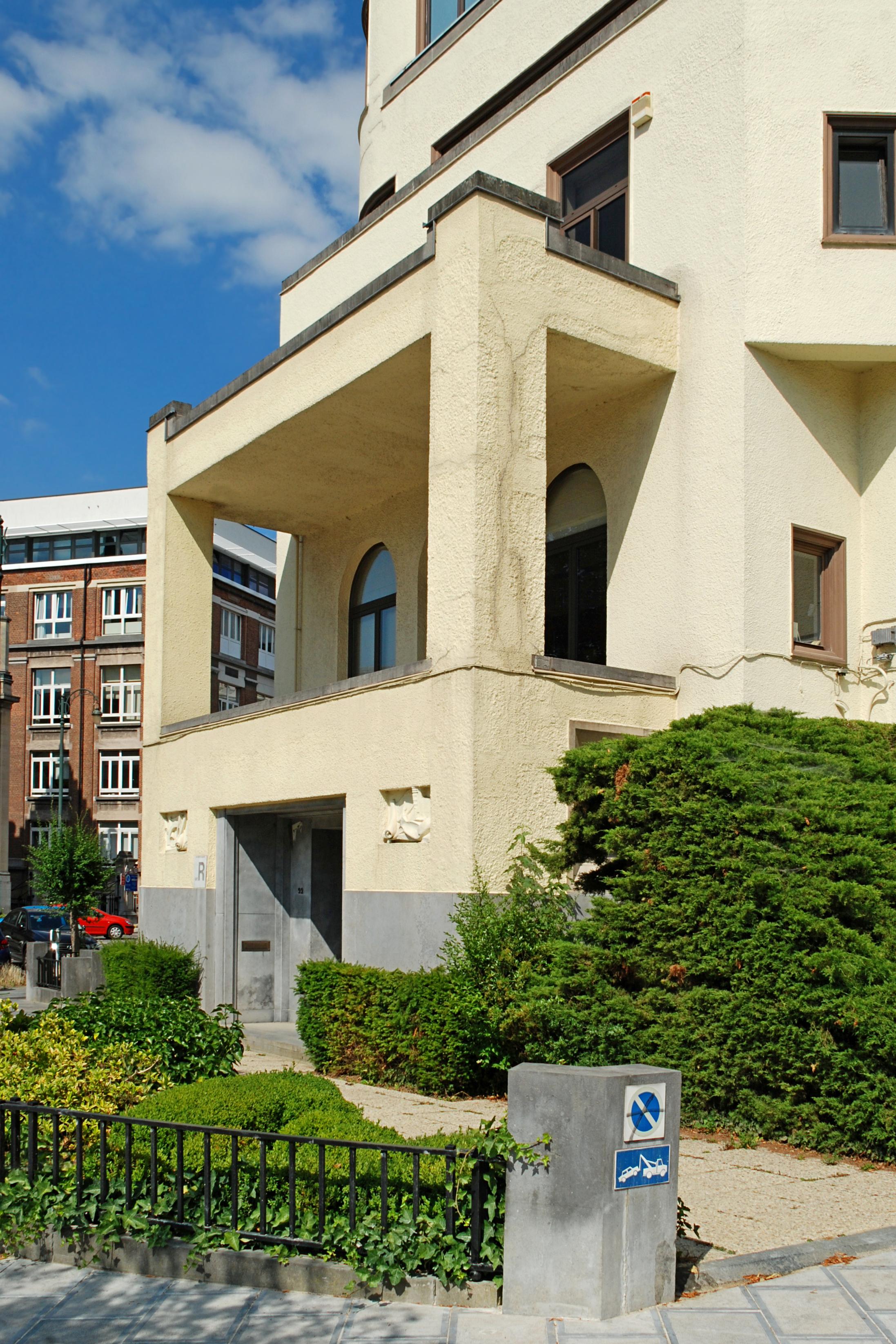File:Belgique - Bruxelles - Maison Blomme - 05.jpg ...