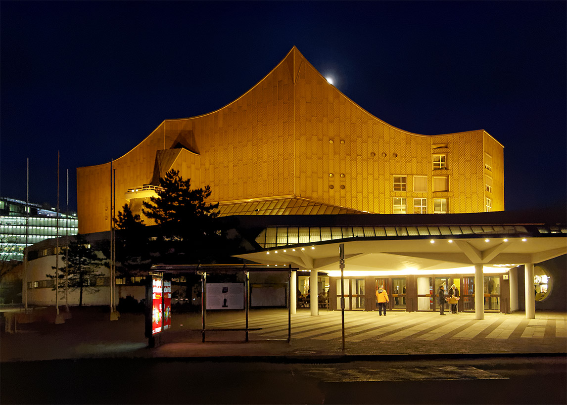 Berliner Philharmonie - Wikipedia