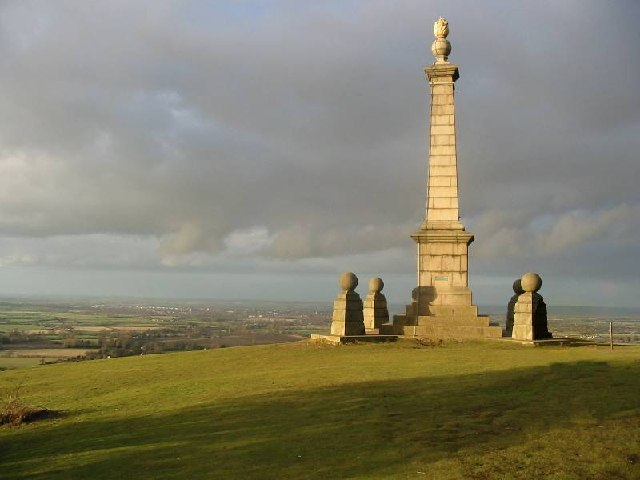 Boer War Memorial on Coombe Hill - geograph.org.uk - 8100