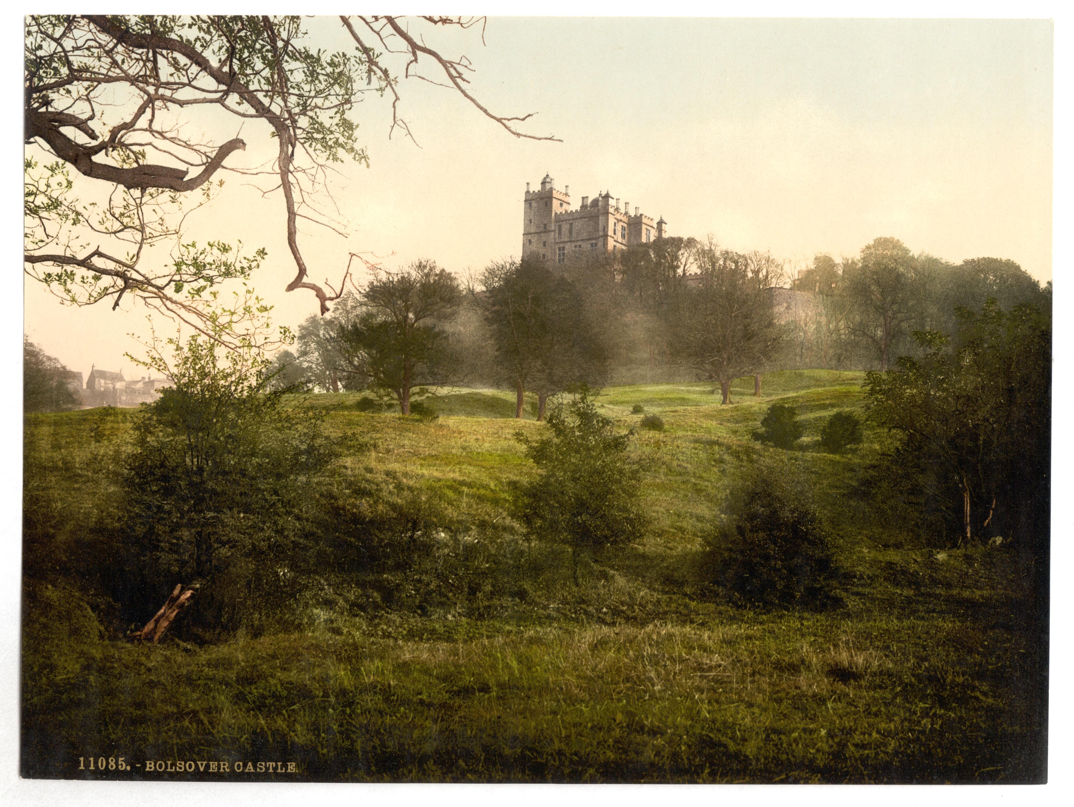 Best Castles In England: Bolsover Castle
