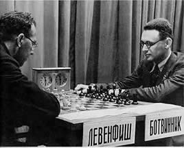 Levenfish vs. Botvinnik (right), 1937