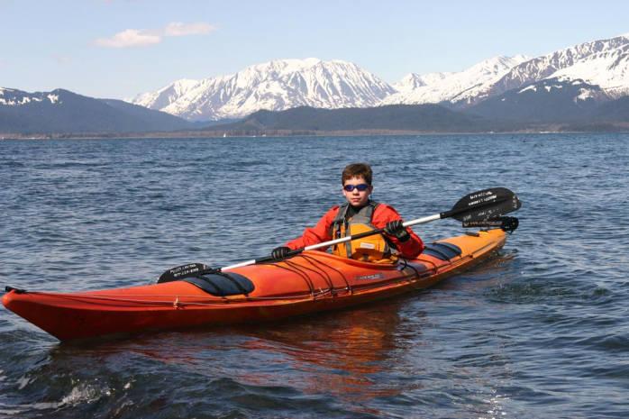 Canoes vs kayaks my kayaking buddies for Canoe vs kayak fishing