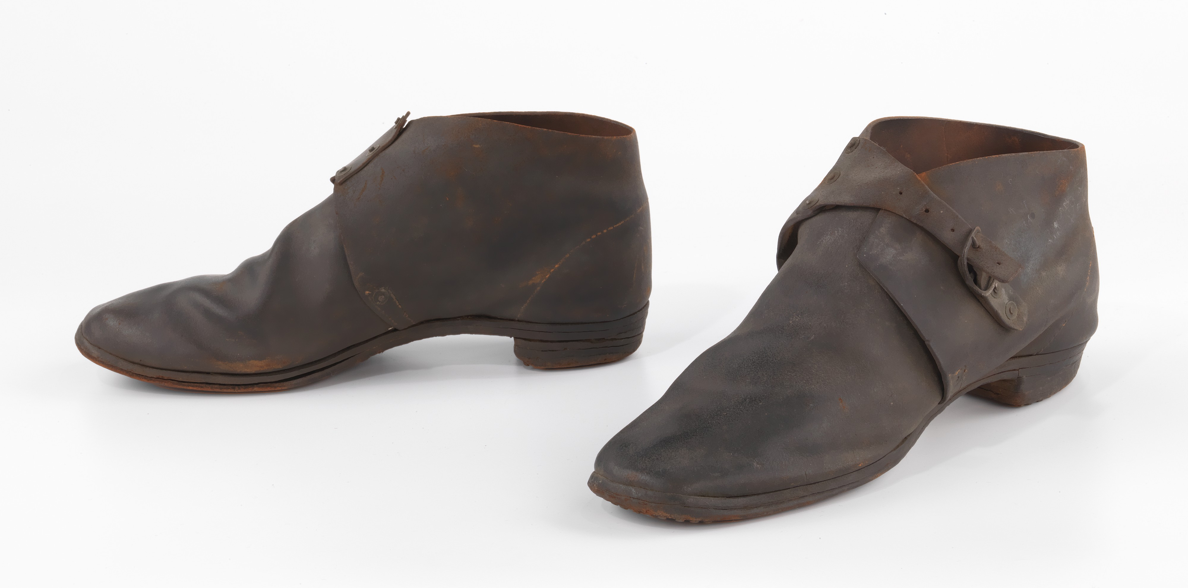 Revolutionary War Boots