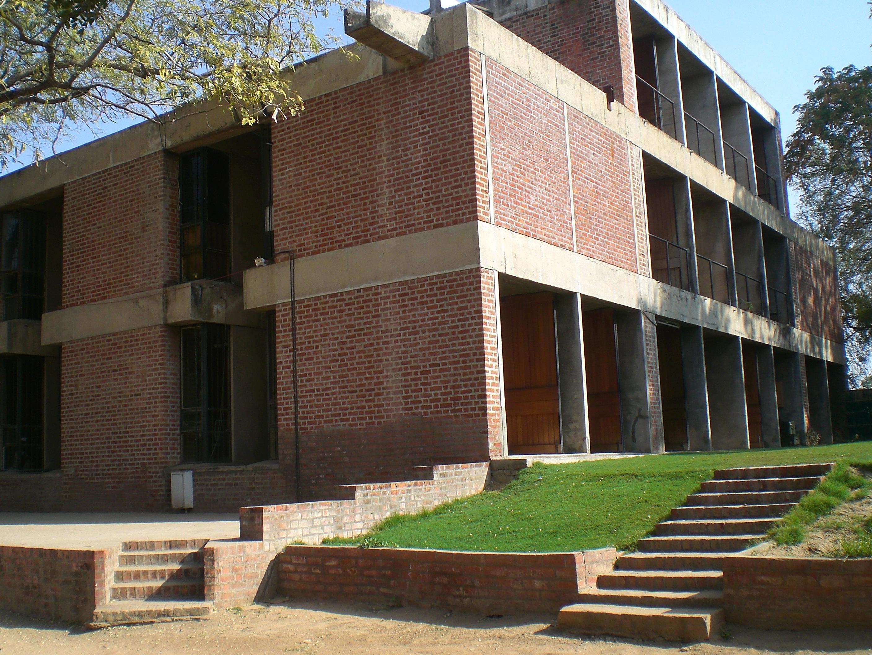 University Environmetal Building