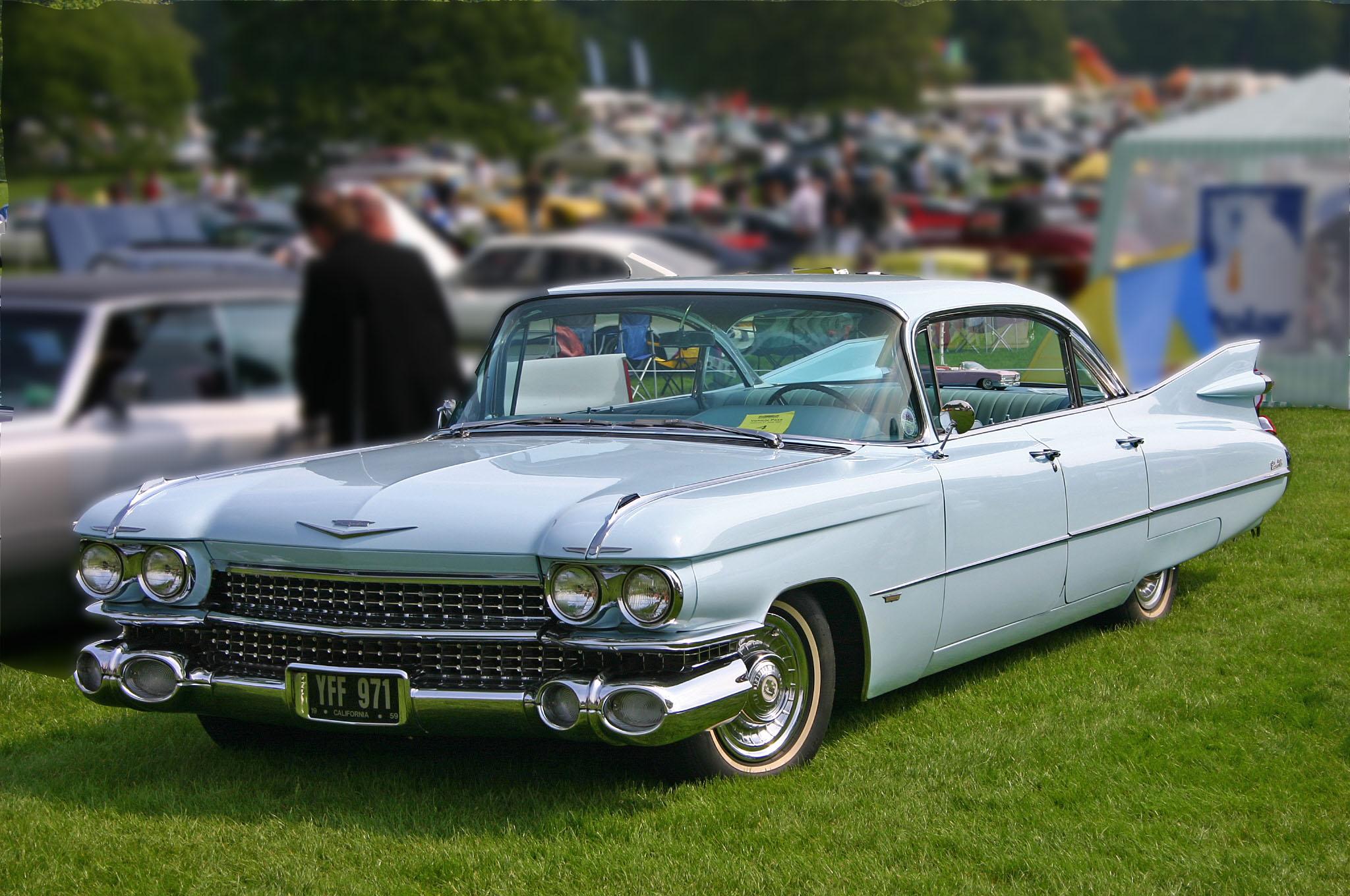 File:Cadillac Sedan de Ville 1959 front.jpg - Wikimedia Commons