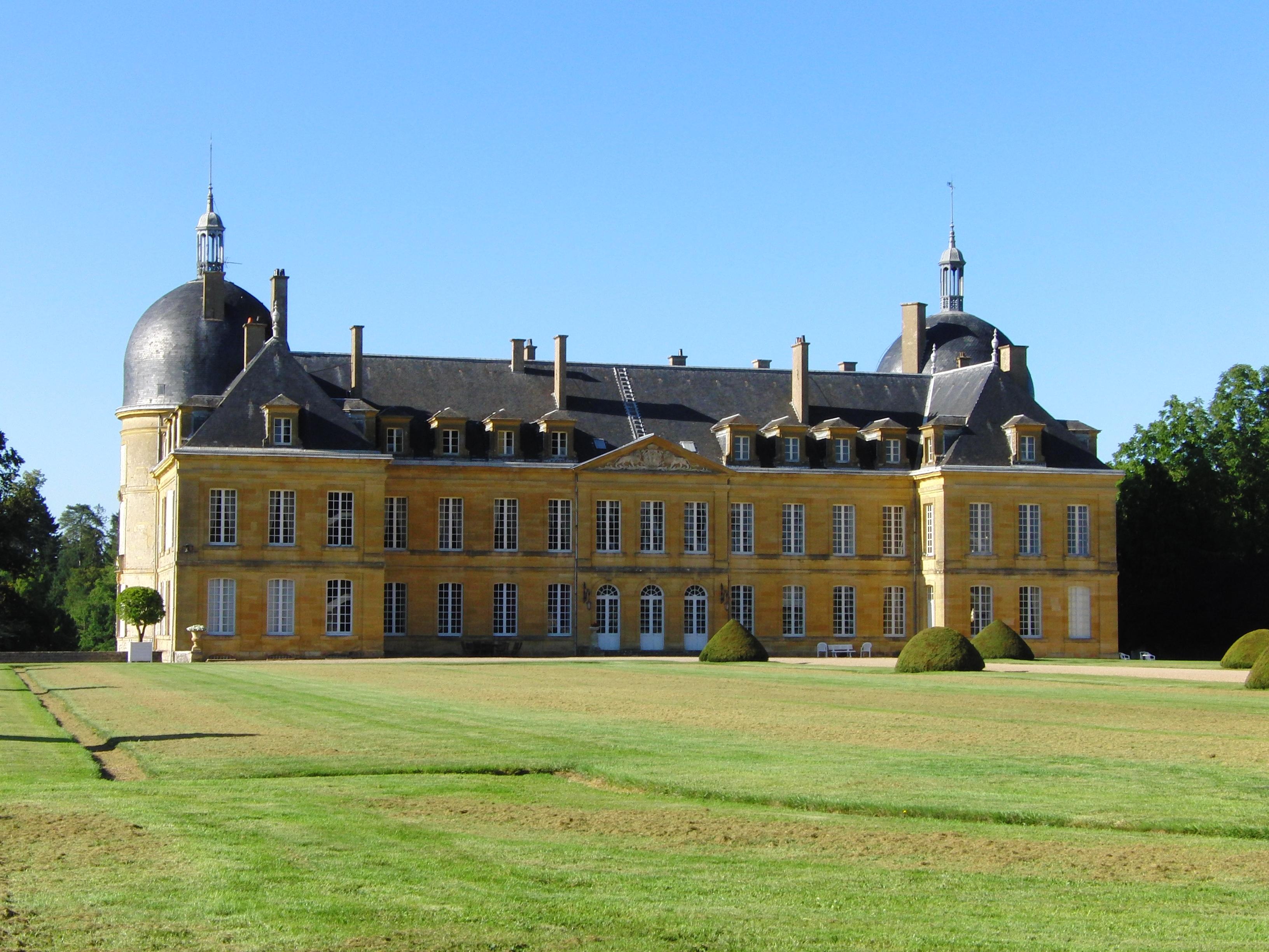 Château de Digoine (Palinges) — Wikipédia