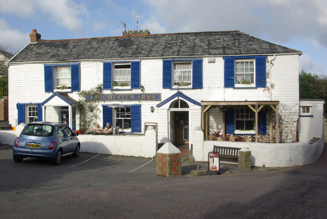 Chichester Arms, Mortehoe - geograph.org.uk - 609327