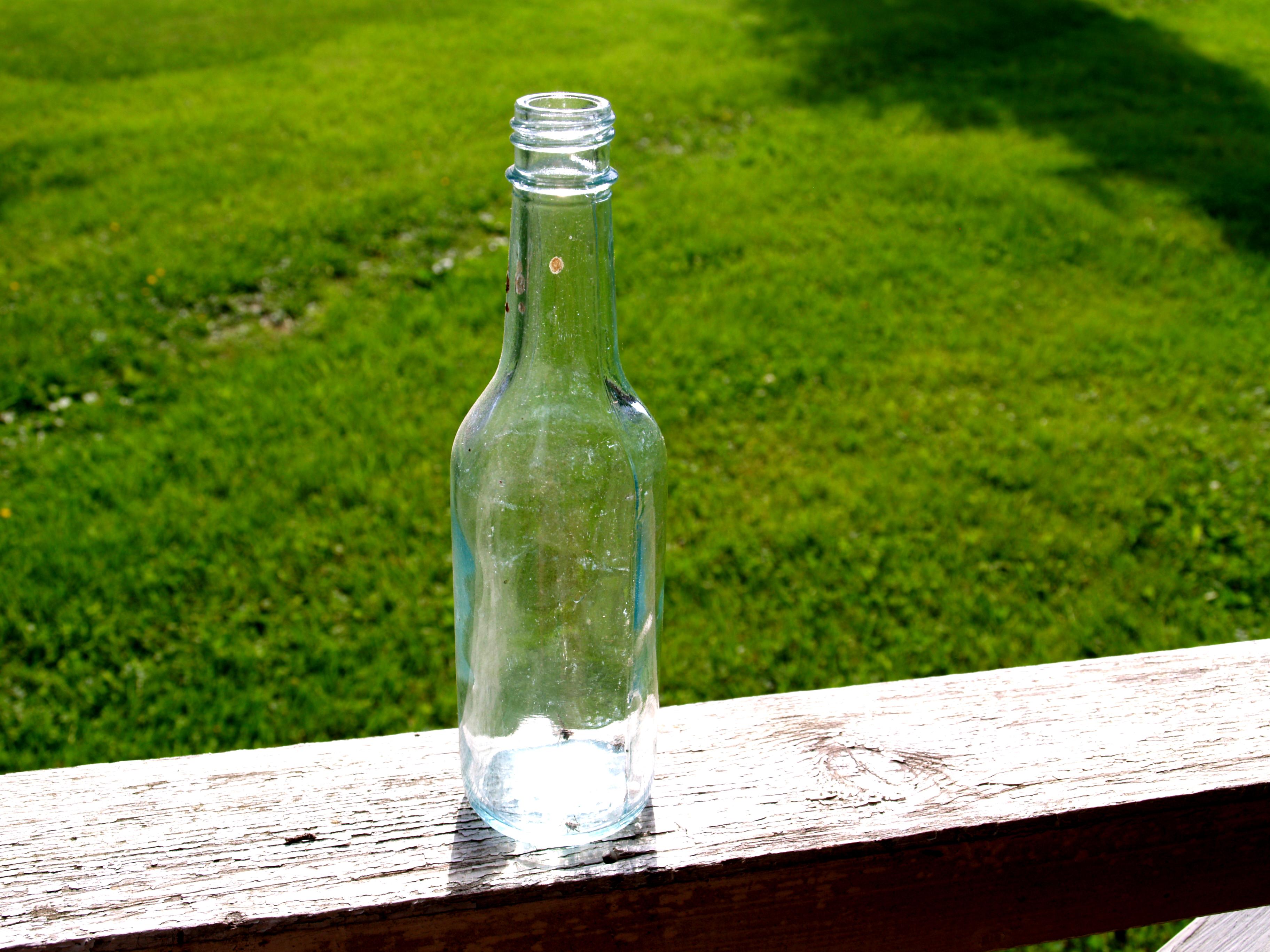 Image result for glass bottle