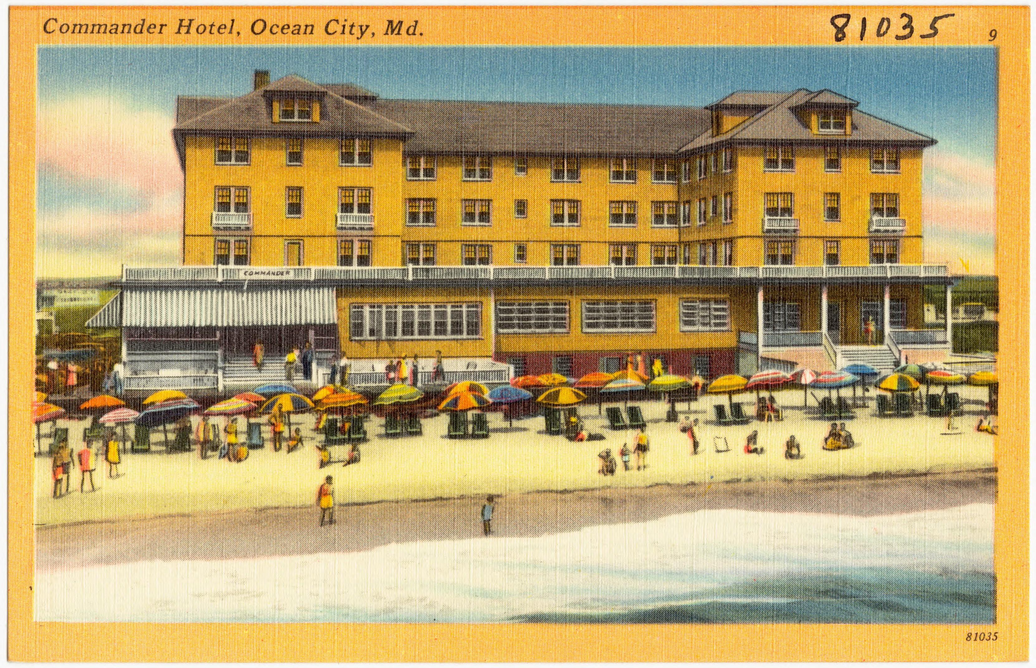 Commander Hotel Ocean City Bed Bugs