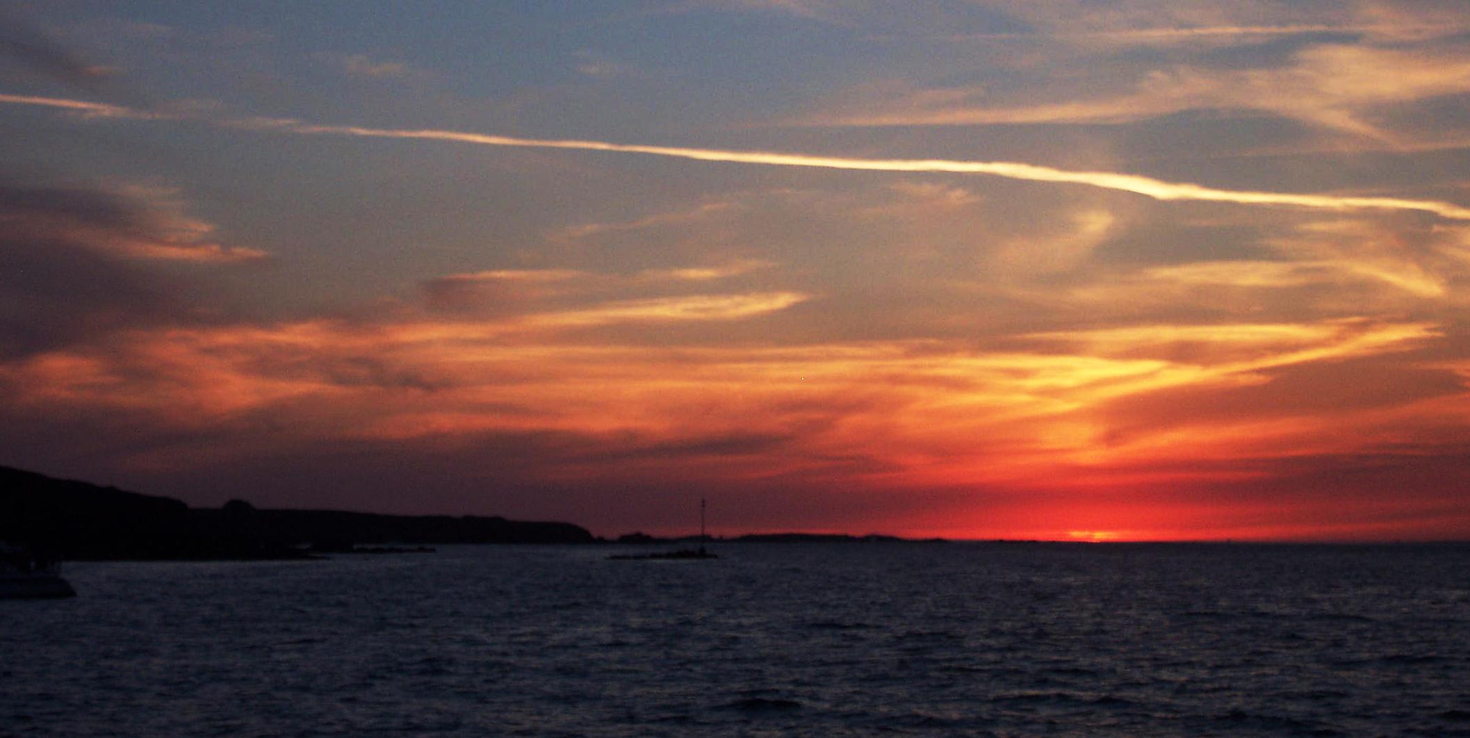 coucher de soleil - photo #36