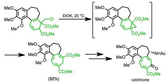 Divinylcyclopropane Cycloheptadiene Rearrangement