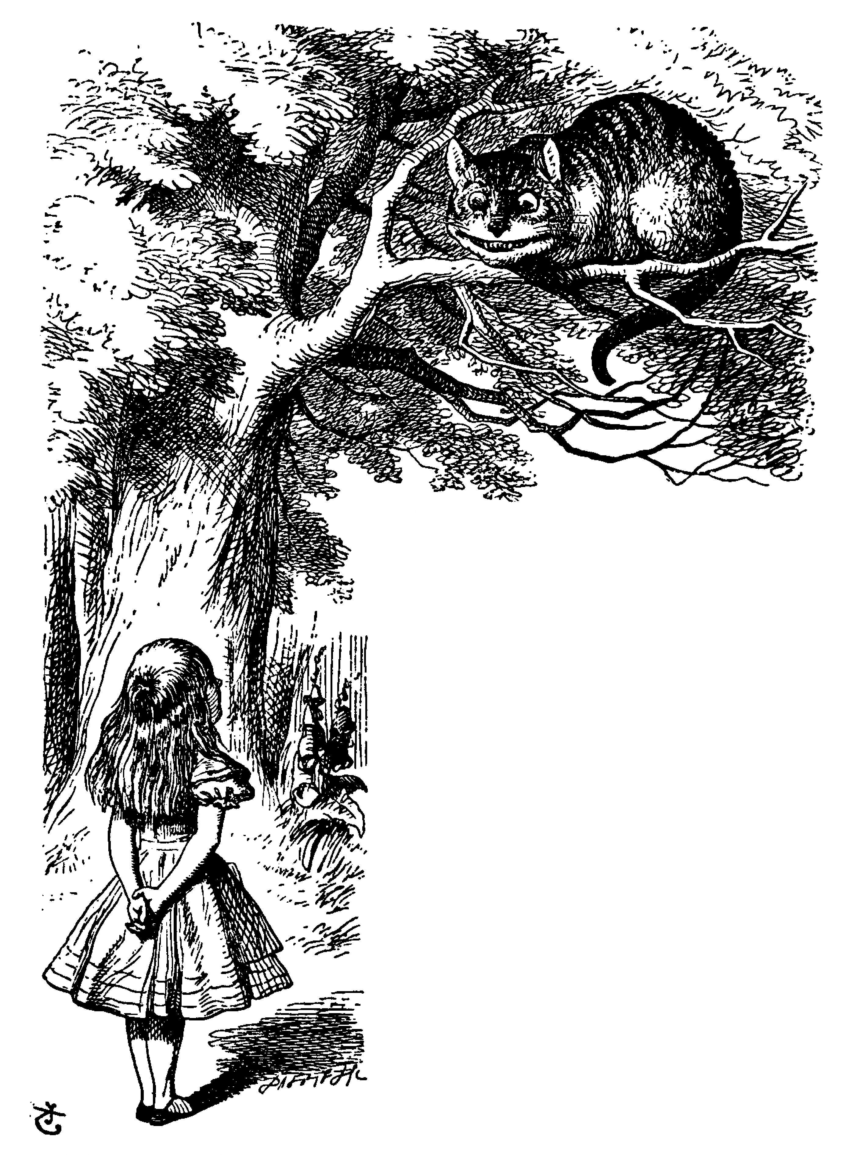 File:De Alice's Abenteuer im Wunderland Carroll pic 23.jpg ...