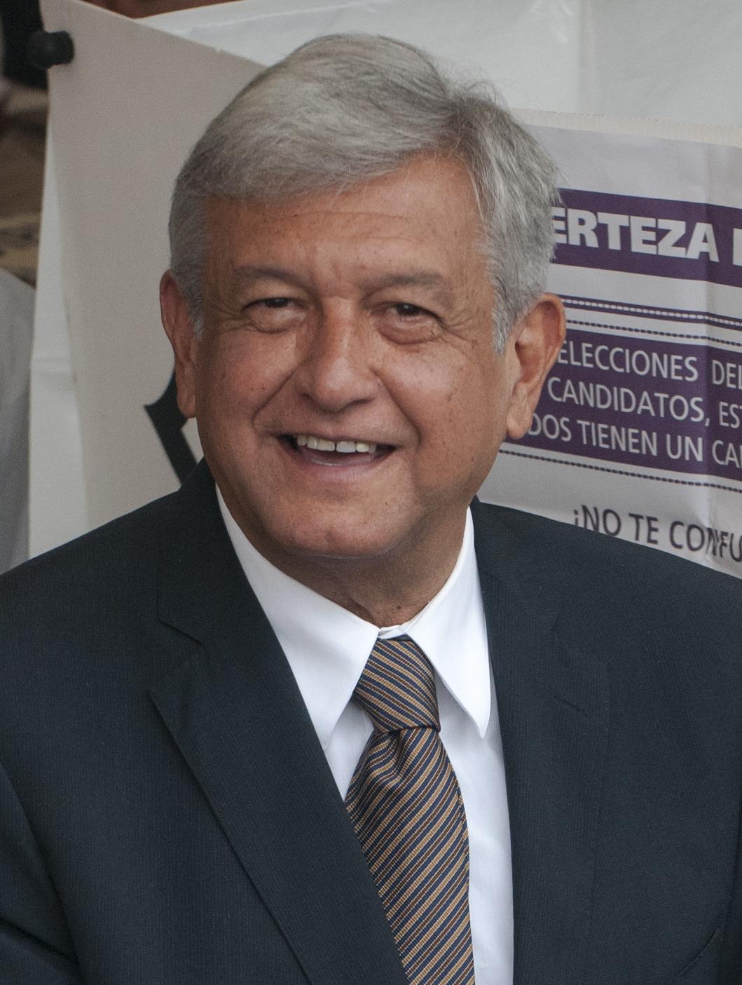 Mexico Presidential Election Results Meet AntiTrump