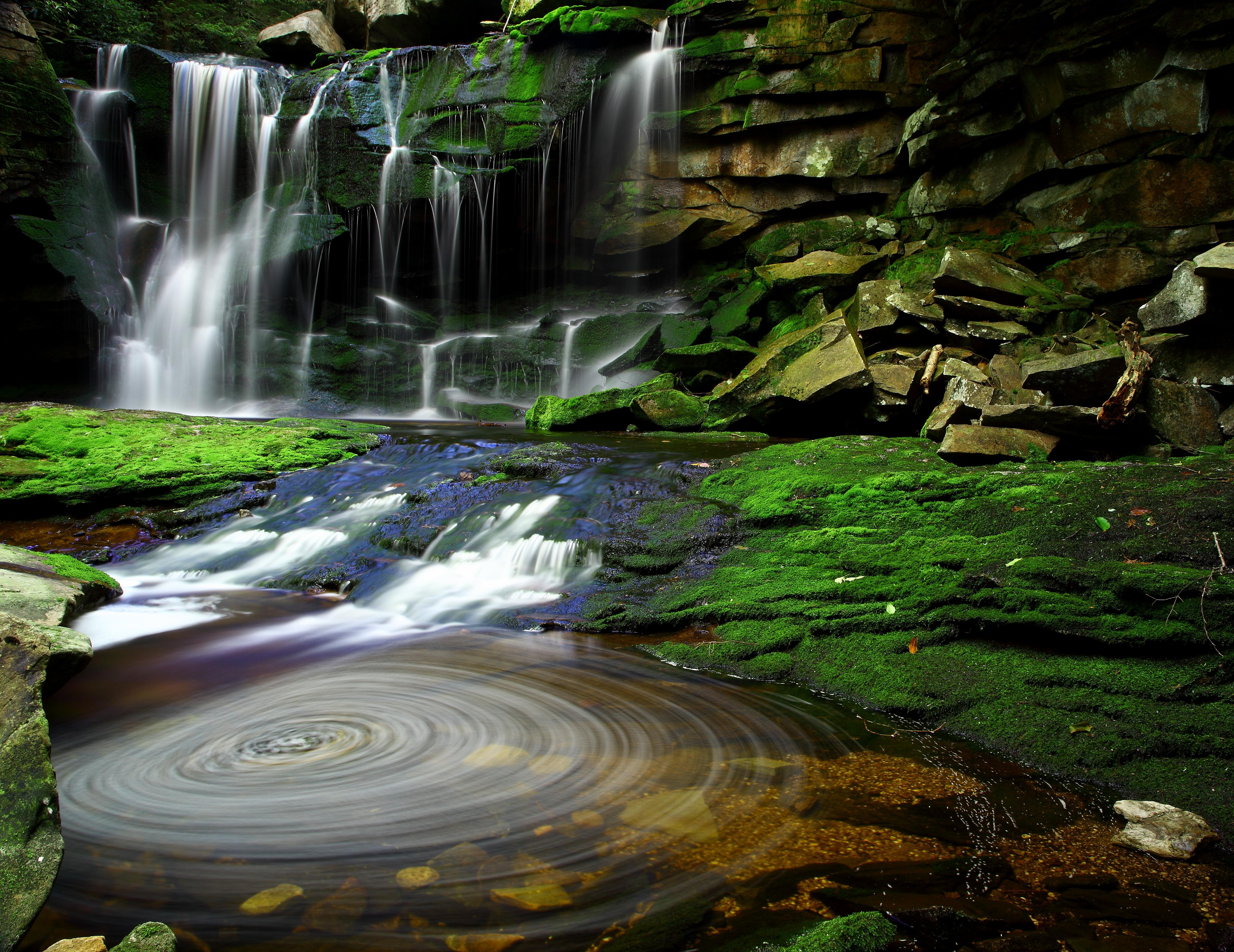 أجمل الشلالات, أجمل, أفضل الصور الطبيعية,