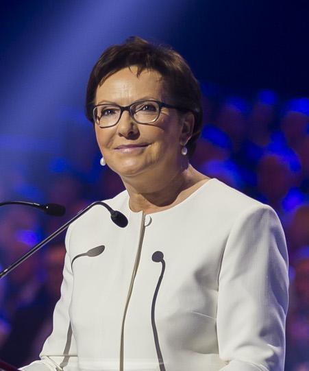 Ewa Kopacz - Warszawa Konwencja PO (cropped)