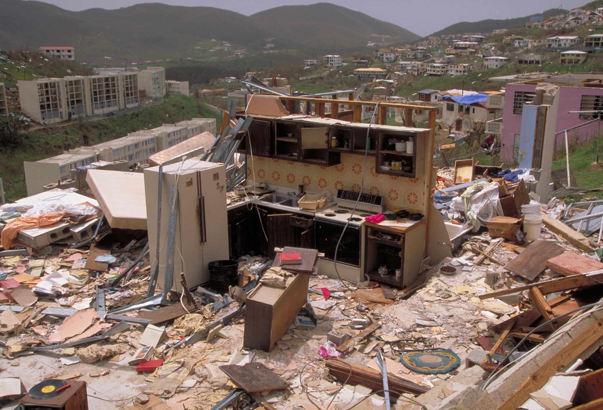 Virgin Islands Hurricane Season