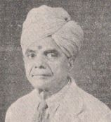 F. G. Natesa Iyer Indian actor and independence activist
