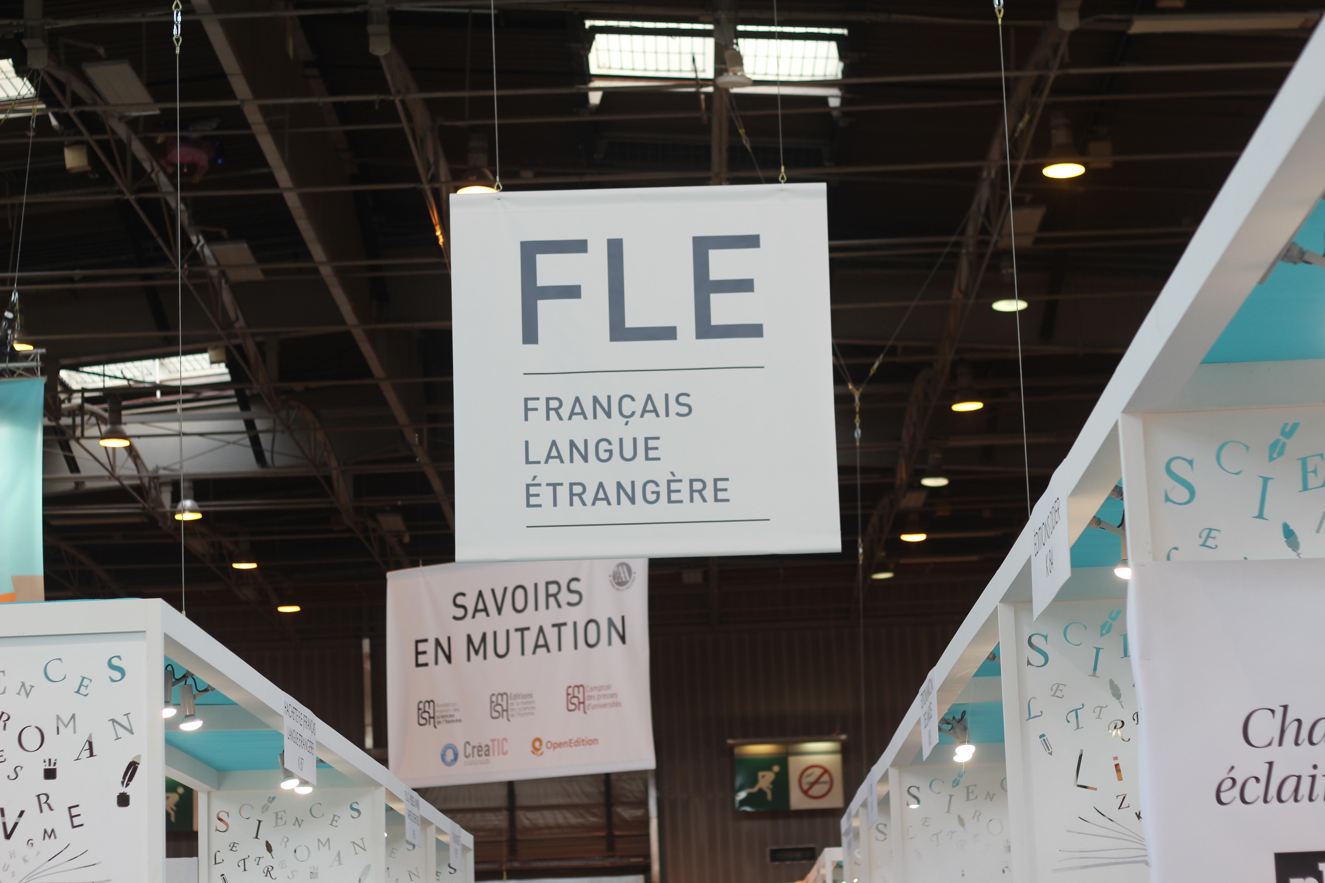 File Fle Francais Langue Etrangere Salon Du Livre De