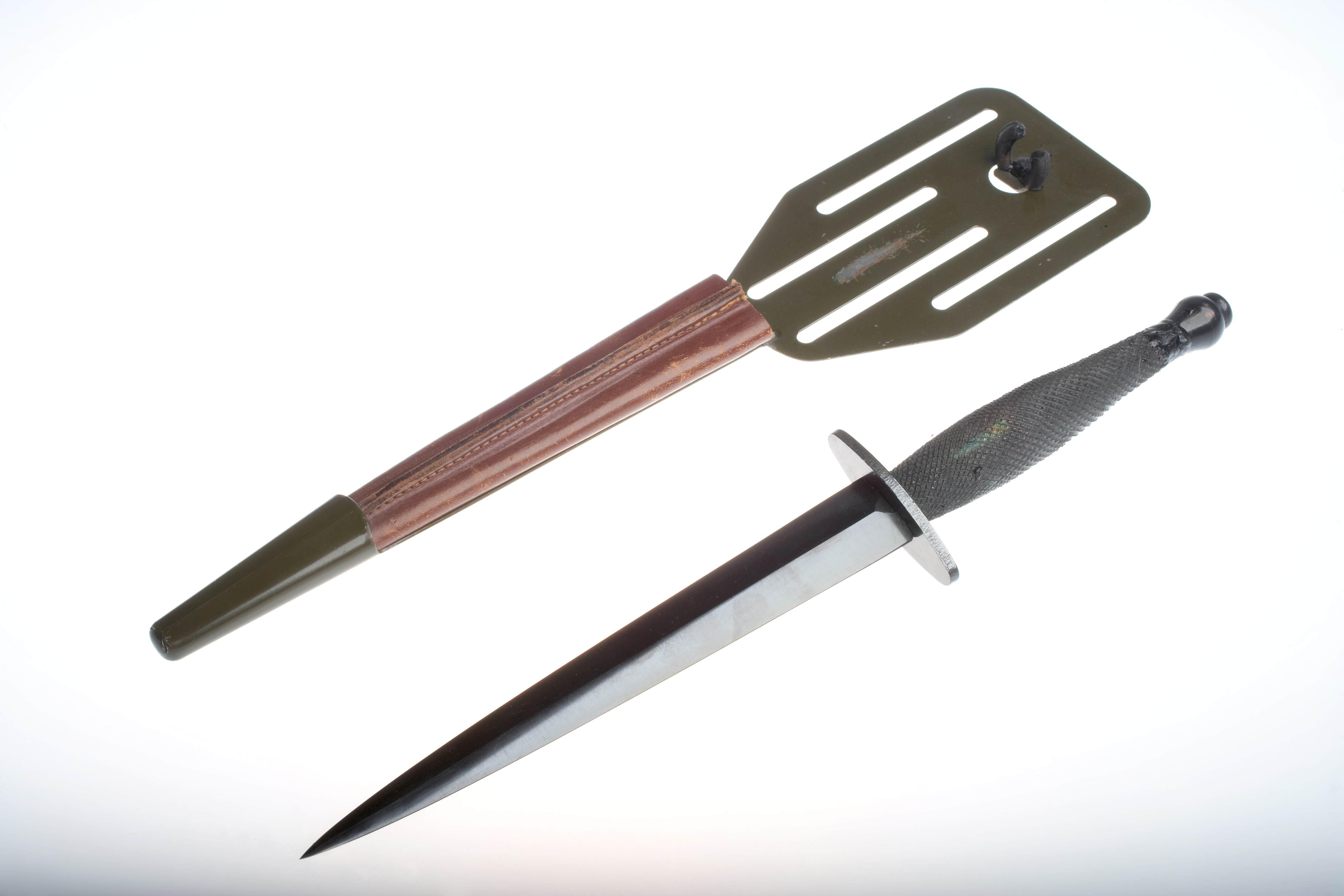 Commando Knife Letter Opener