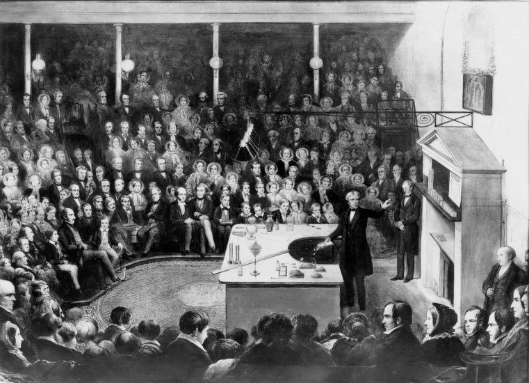 File:Faraday Michael Christmas lecture.jpg