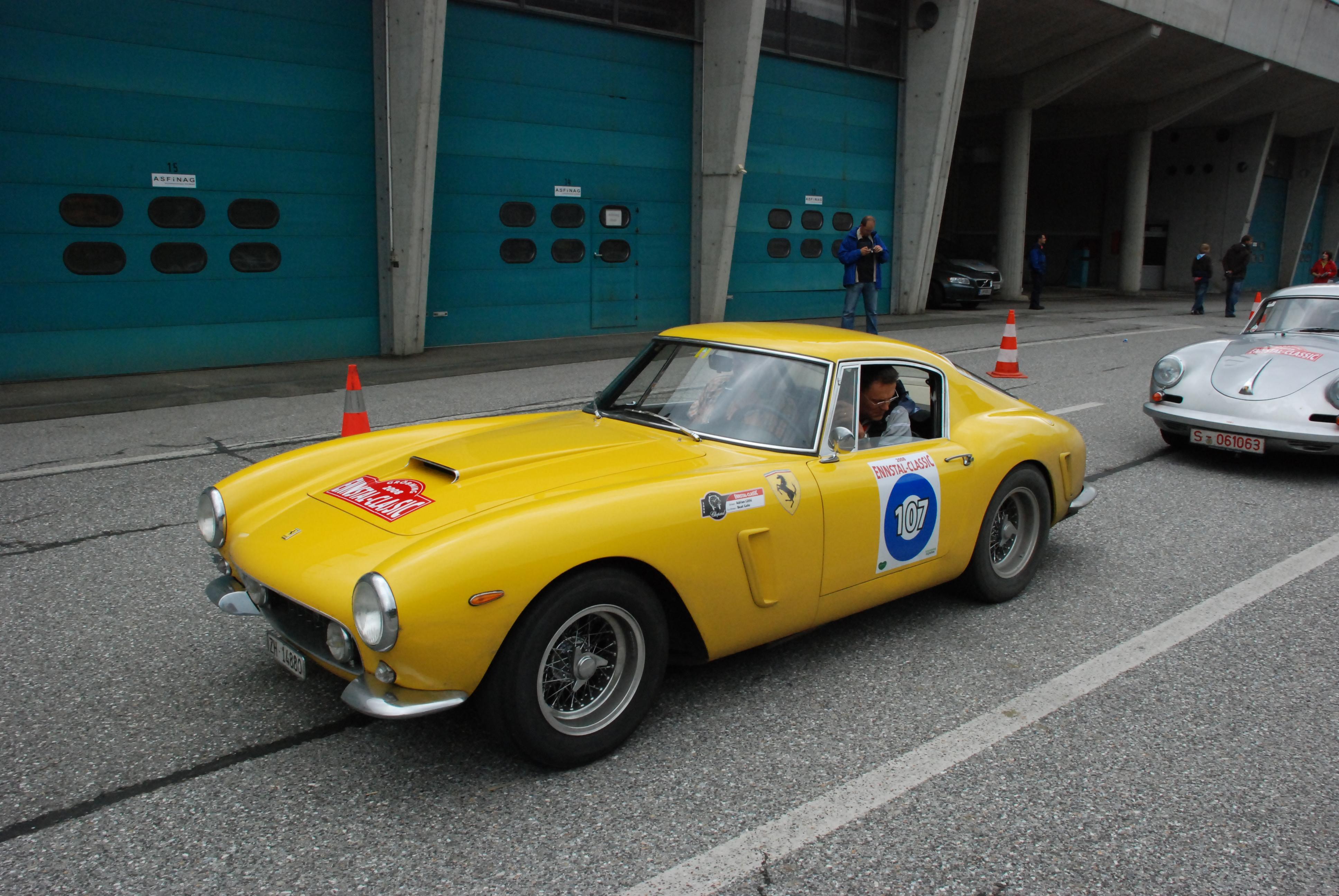 Permalink to Ferrari 250 Gt California