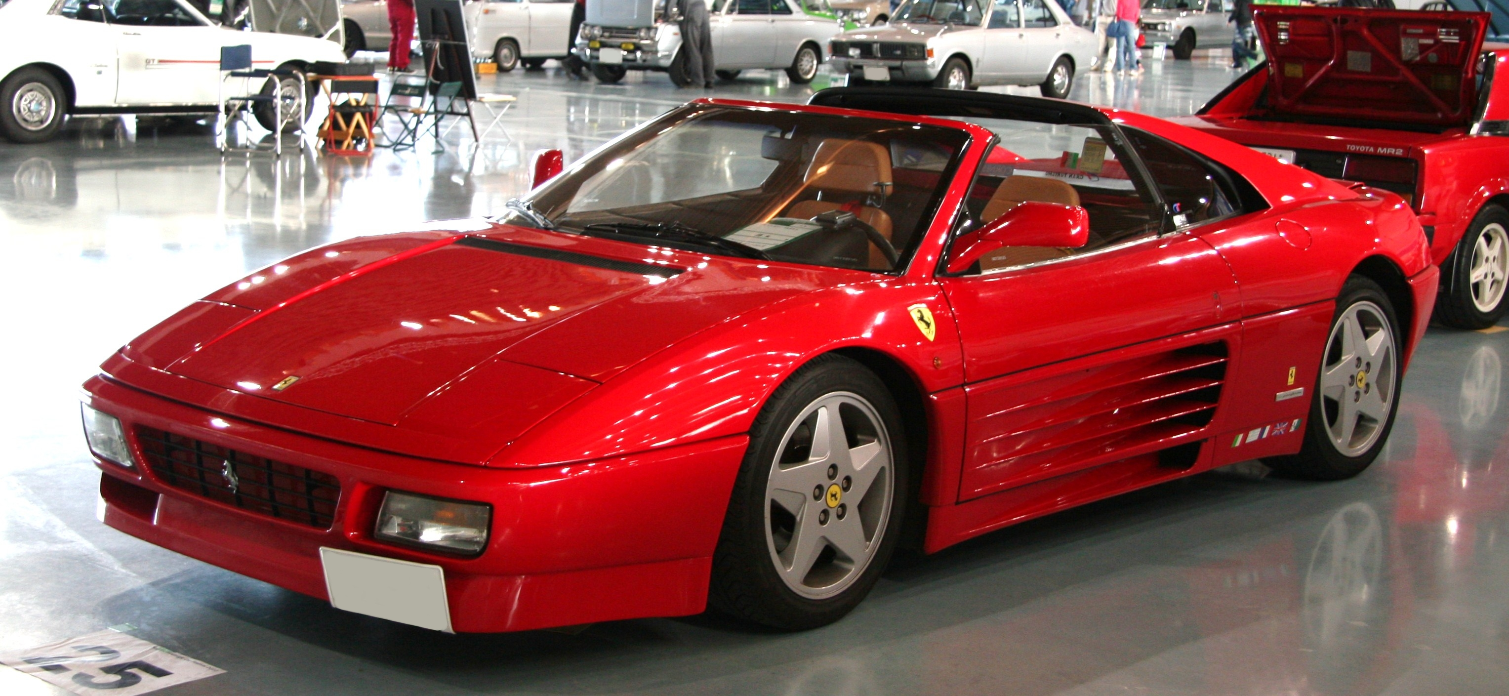 File:Ferrari 348ts.jpg - Wikimedia Commons