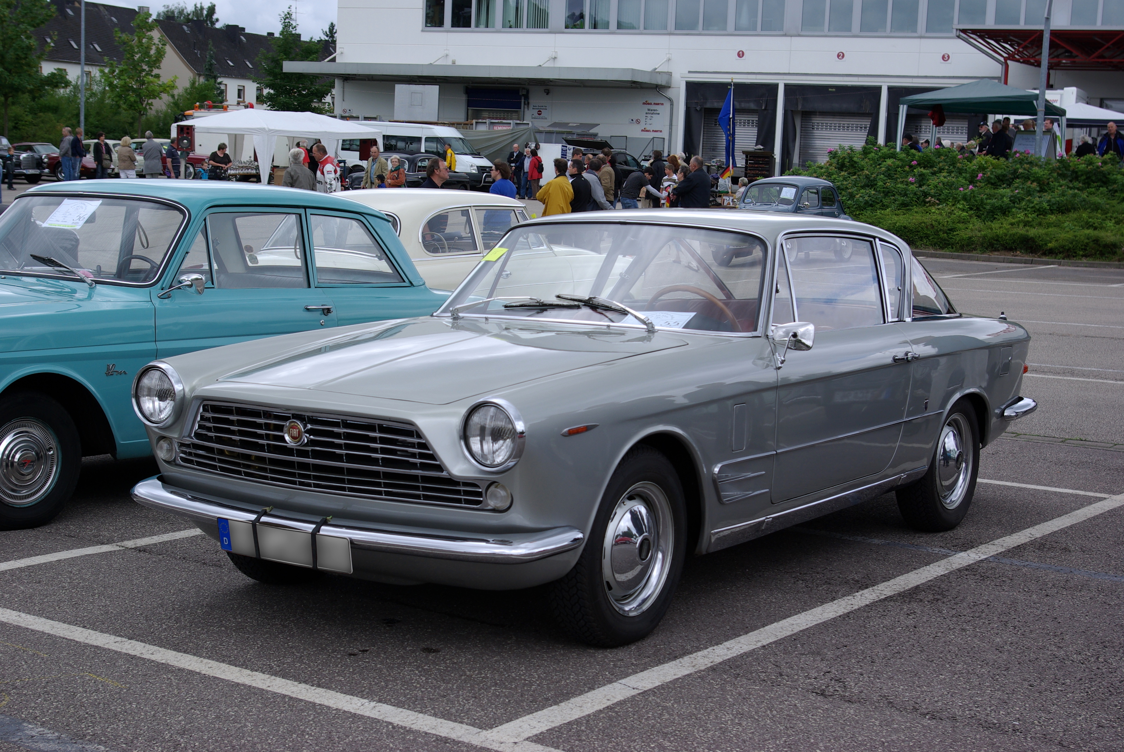 file fiat 2300s coupe bw 1 jpg wikimedia commons. Black Bedroom Furniture Sets. Home Design Ideas