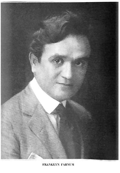 Franklyn Farnum Wikipedia