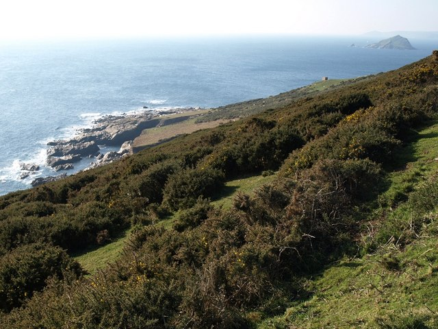 Gara Point - geograph.org.uk - 703344