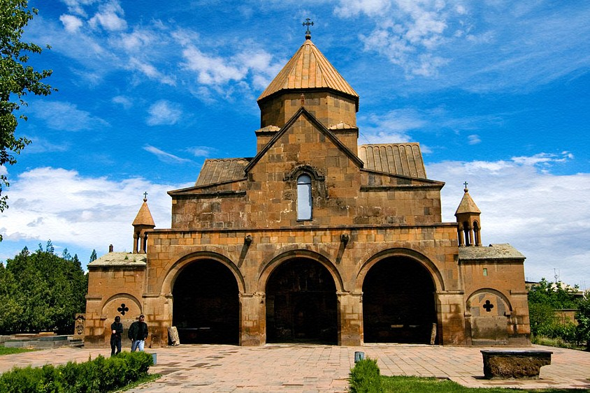 Картинки по запросу монастырь святой гаяне