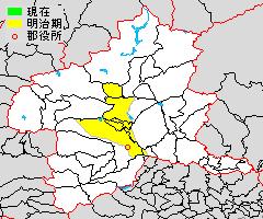Nishigunma District, Gunma