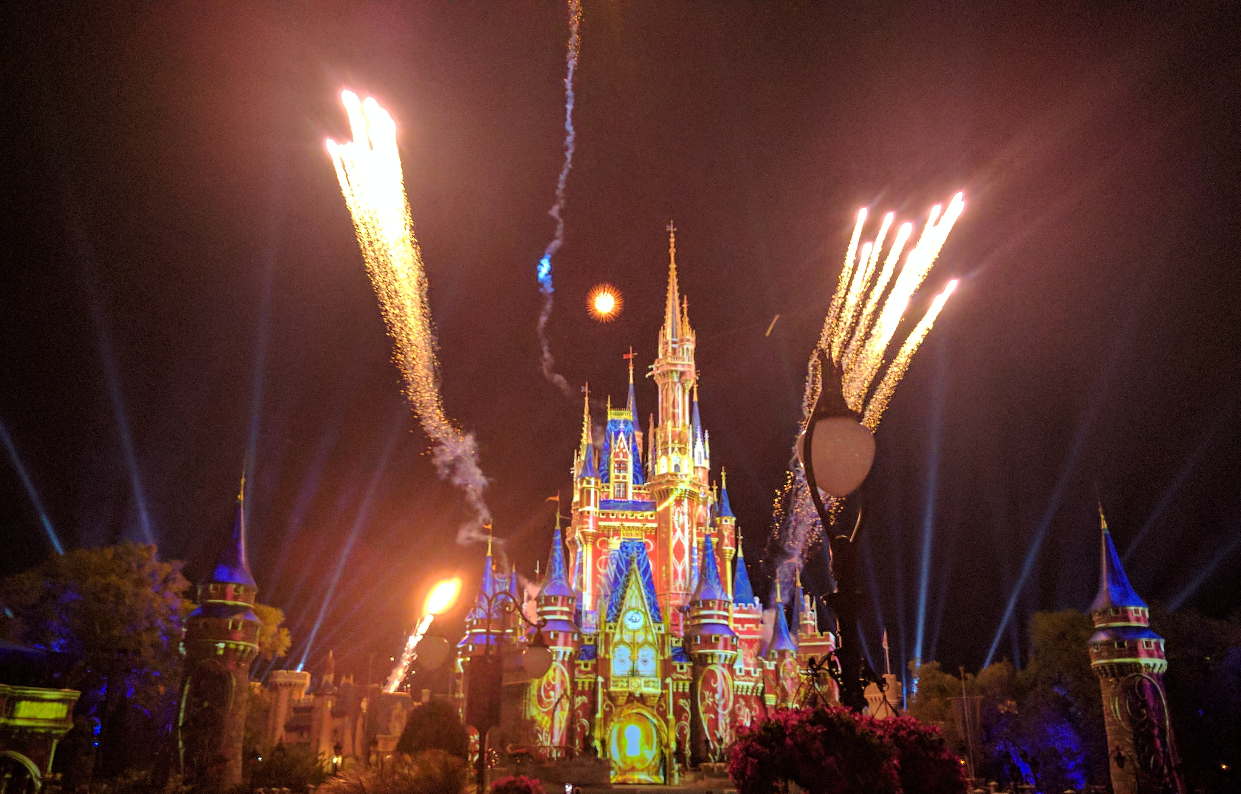 Happily Ever After (Magic Kingdom) - Wikipedia