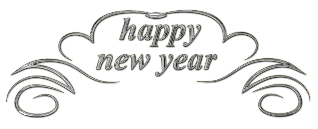 filehappy new year text 2png