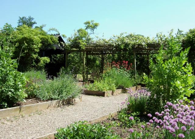 Herb Garden, Stafford Castle - geograph.org.uk - 1350391