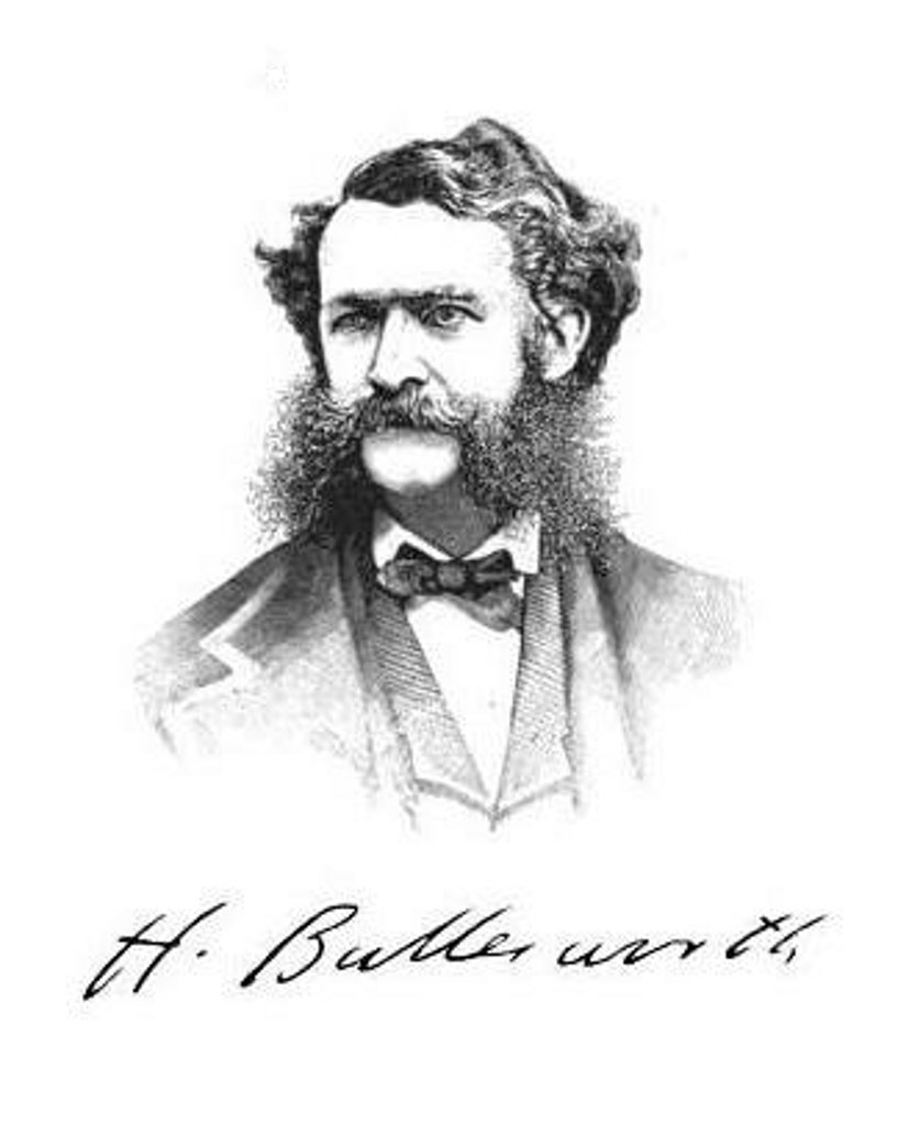 Hezekiah Butterworth